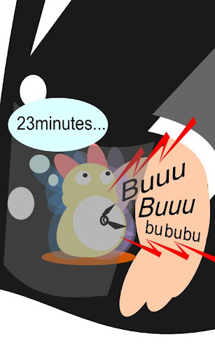 時間を体感! ブーブル☆CLOCK(時計)