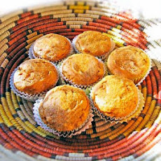 Pumpkin Corn Muffin