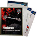 Silver Antares Press Junket