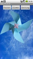 Screenshot of Baby Origami Windmill