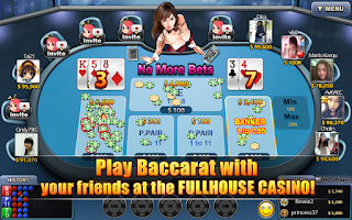 Screenshot of Full House Casino (Beta)