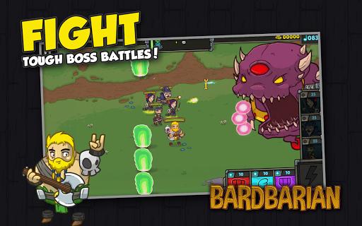 Bardbarian: Golden Axe Edition - screenshot