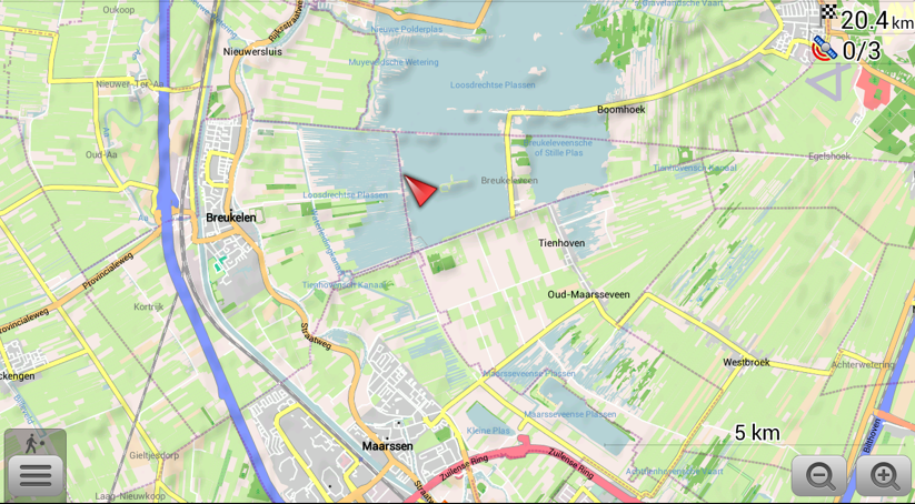 Maps 3d And Navigation Android Apps On Google Play