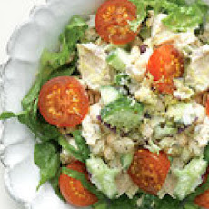Lemony Tuna Salad
