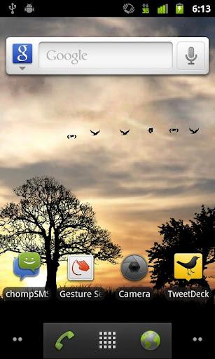 無料个人化AppのSun Rise Live Wallpaper Free|HotApp4Game