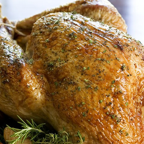 Dry Brining with Turkey Perfect