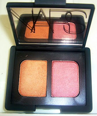 NARS Eyeshadow Duo in Brazil