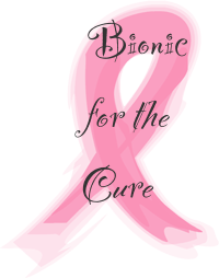 Bionic Beauty blog supports Breast Cancer Awareness