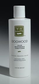 Dogwood hair conditioner by Y-Y skincare