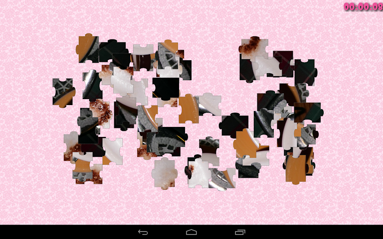 android Liebes-Puzzle Screenshot 7