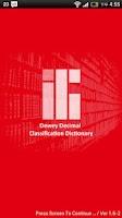 Screenshot of Micro Dictionary - DDC