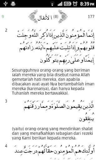 Complete Quran Indonesia