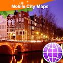 Amsterdam Street Map icon