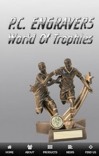 PC Engravers World of Trophies - screenshot
