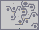 Thumbnail of the map 'Hex'