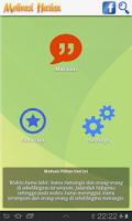 Screenshot of 365+ Motivasi Harian