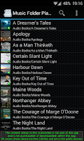 Screenshot of Music Folder Player Full