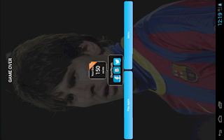 Screenshot of Guess the Footballer