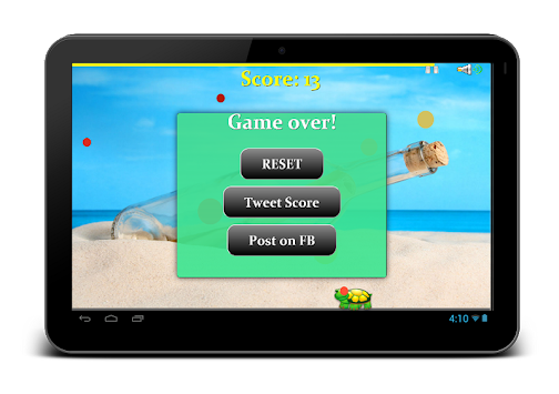 The Slowest Turtle apk screenshot