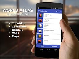 Screenshot of World Atlas