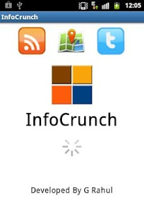 InfoCrunch - screenshot