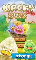 Screenshot of Wacky Duck - Storm