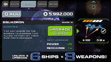 Screenshot of ARC Squadron: Redux