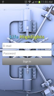 Life Highlights - screenshot
