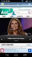 Screenshot of News & Newspapers USA