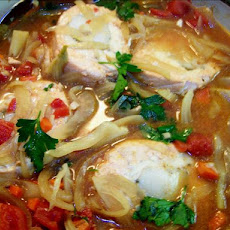 Fish and Fennel Stew
