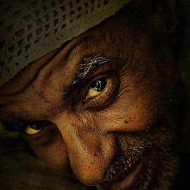 Atif by Leyon Albeza - People Portraits of Men ( portrait, street photography, human,  )
