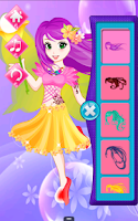 Screenshot of Fantastic Fairy Dress Up