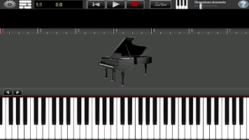 Screenshot of Recording Studio Lite