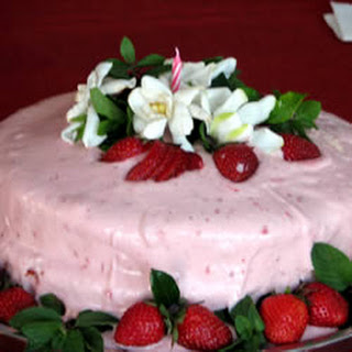 Strawberry Dream Cake II