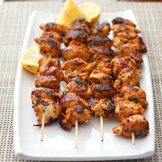 Chicken Mint Kebabs Recipes