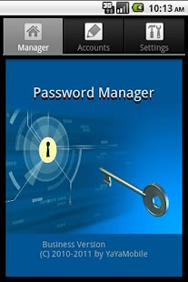 Password Manager Business - screenshot