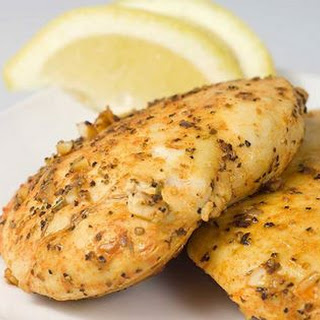 Lemon Pepper Chicken in the Stone Wave