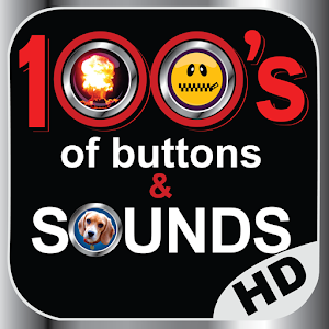 100s of Buttons and Sounds
