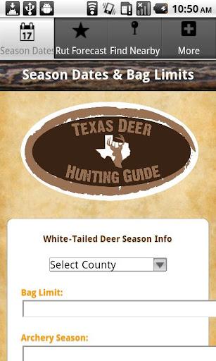 Texas Deer Hunting Guide Pro