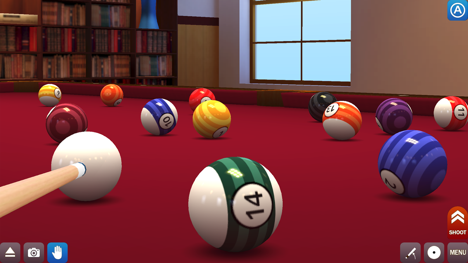 Pool Break Pro 3D Billiards Screenshot 13