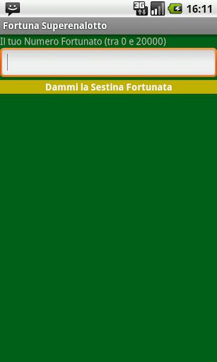 Numeri Fortunati