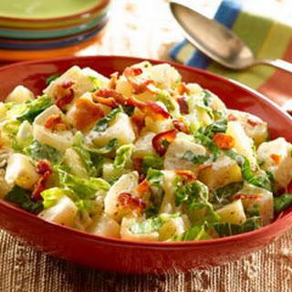 Caesar Potato Salad With Bacon Recipes