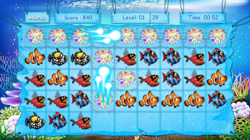 Screenshot of Crazy Aquarium