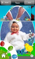 Screenshot of Easter Frames