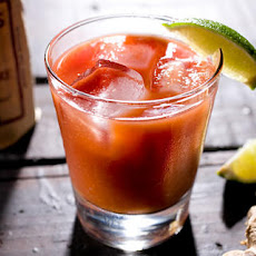 Ginger Bloody Mary Recipe