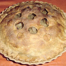 Mark's Favorite Classic Double-Crust Apple Pie