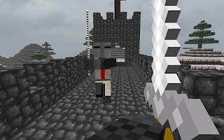 Screenshot of Block Warfare: Medieval (FREE)