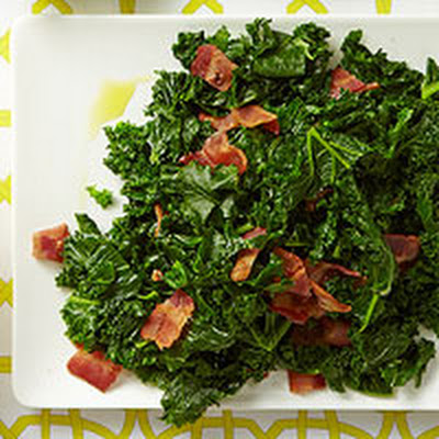 Kale with Bacon