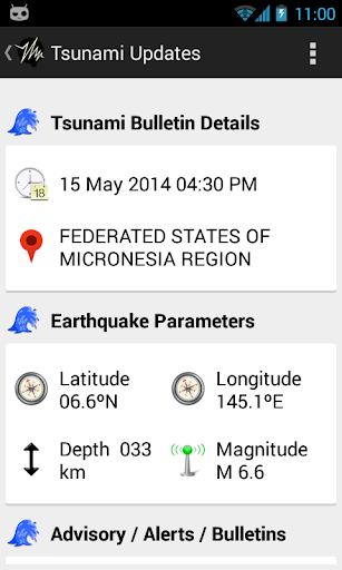 PH Weather And Earthquakes PRO - screenshot