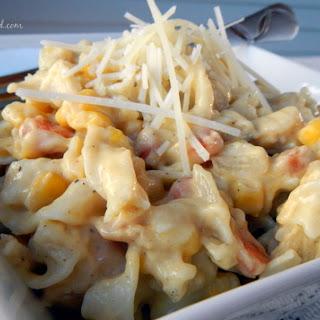 Chicken Noodle Casserole No Milk Recipes